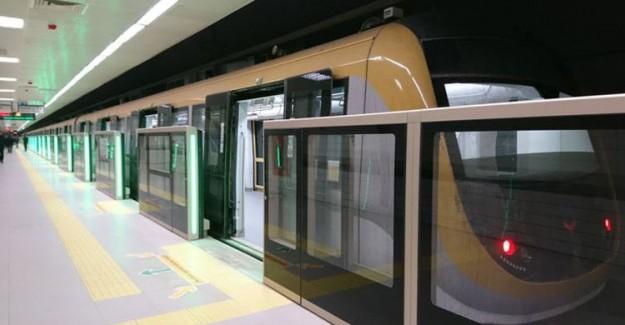 Üsküdar-Çekmeköy Metro Hattı Seferlerine Ara Verecek