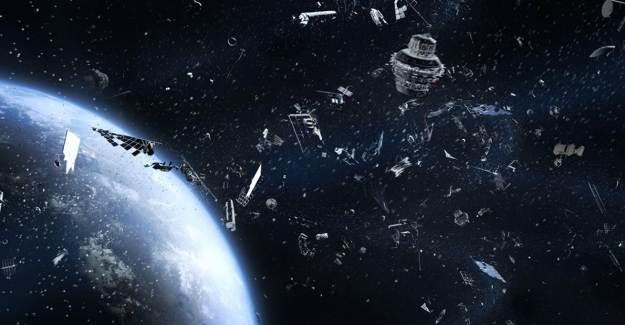 Uzay Çöplerini Temizlemek İçin Harekete Geçildi