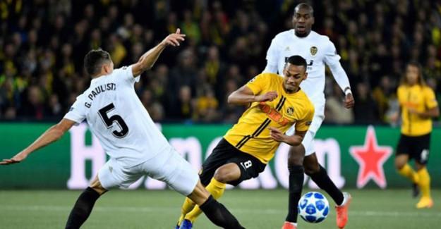 Valencia İsviçre'de Fırsat Tepti!