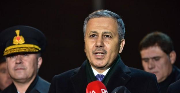 Vali Ali Yerlikaya Taksim'de Açıklama Yaptı