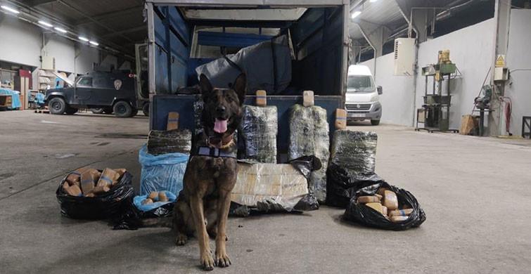 Van'da 216 Kilogram Uyuşturucu Ele Geçirildi
