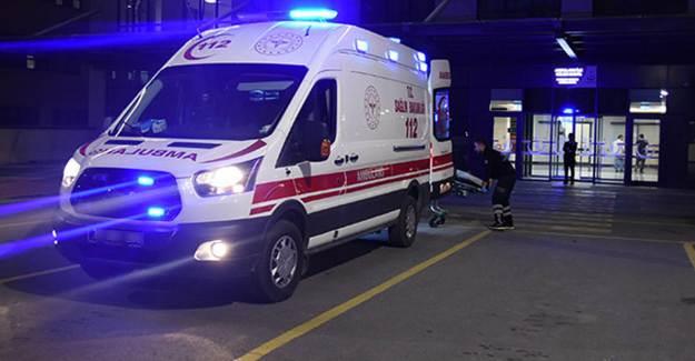 Van'da Güvenlik Korucularının Geçişi Sırasında EYP'li Saldırı