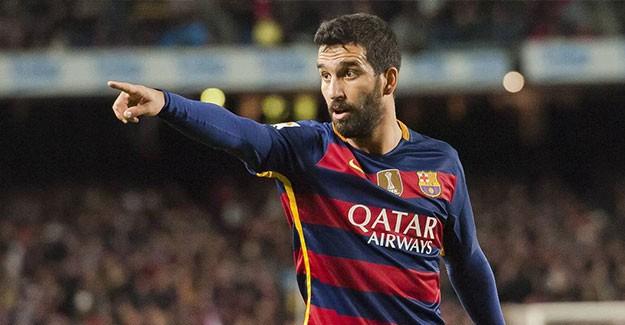 Ve Arda Turan Barcelona'dan Ayrılıyor!
