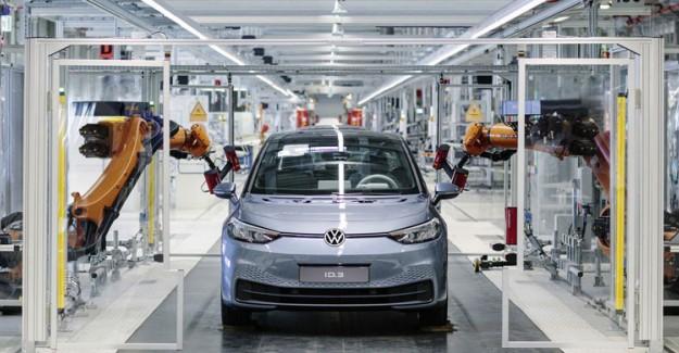Volkswagen, Almanya'daki Üretimine Tekrar Başladı