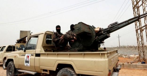 Wagner'e Bağlı ve Suriyeli Paralı Askerler Hafter'e Yardıma Gitti