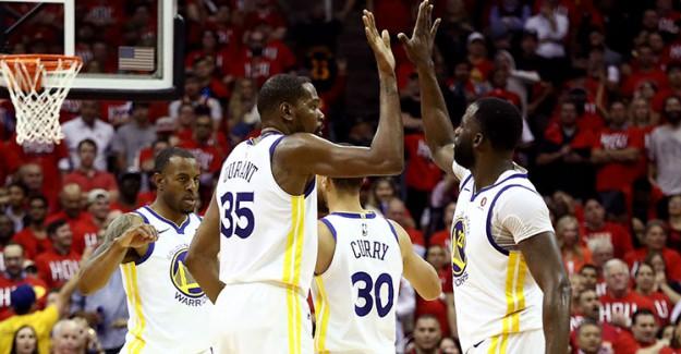 Warriors Finale İyi Başladı!
