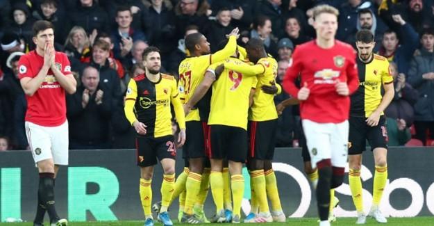 Watford 2 - 0 Manchester United