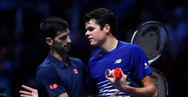 Western & Southern Açık'ta Finalin Adı Djokovic-Raonic