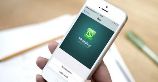 WhatsApp bu telefonlardan kalkıyor