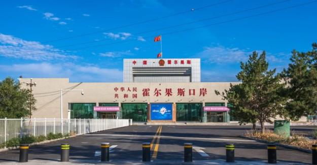 """Xinjiang """"Enerji Üssü"""" Olarak İnşa Ediliyor"""