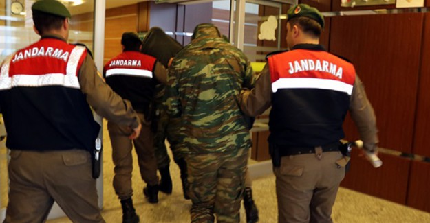 Yakalanan Yunan Askerleri İle İlgili Kritik Gelişme!