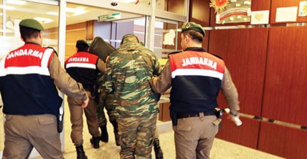 Yakalanan Yunan Askerlerinin Üzerinden Neler Çıktı?