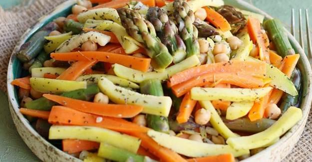 Yaz Salatası Nasıl Yapılır?