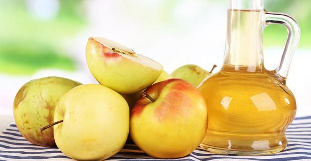 Yemekten Önce Bir Kaşık Elma Sirkesi İçerseniz Bakın Ne Oluyor!
