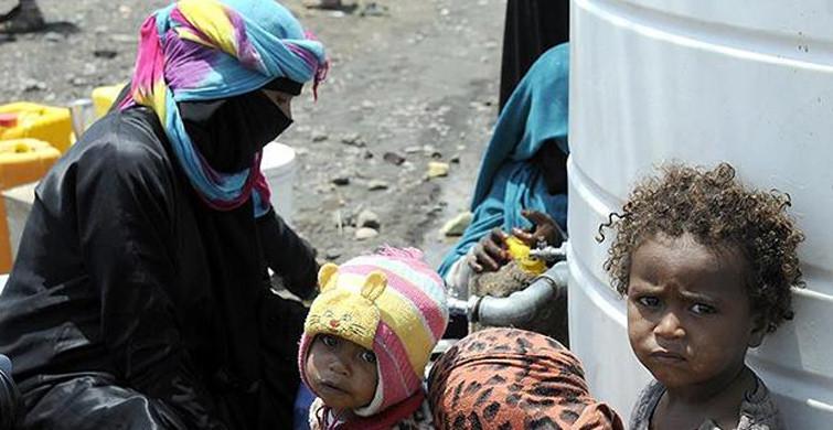 Yemen'de Koronavirüs Hızla Yayılıyor