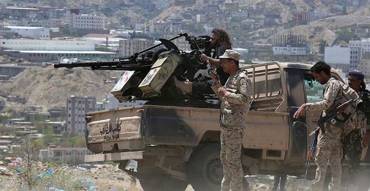 Yemen'de Çatışma! 50 Husi Milisi Öldürüldü