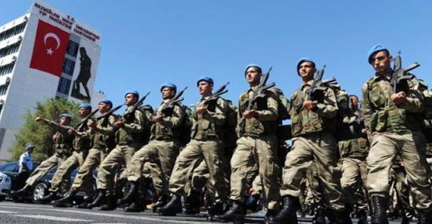 Yeni Askerlik Sistemi Geliyor! Yeni Dönemde Meclis'e Gelecek