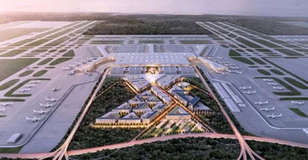 Yeni Havalimanına İlk Uçak Yarın İnecek