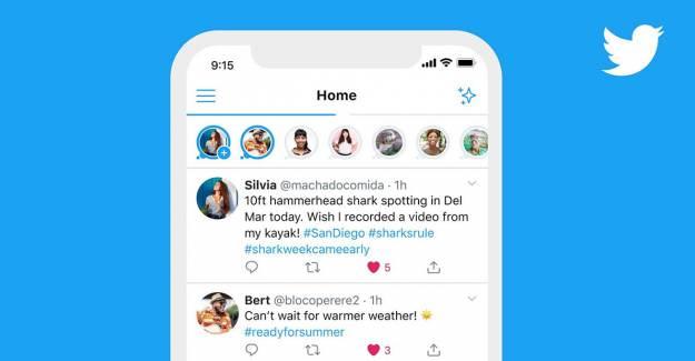 Yeni Hikayeler Özelliği Twitter Fleet Geliyor