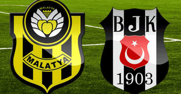 Yeni Malatyaspor - Beşiktaş Maçında İlk 11'ler Belli Oldu