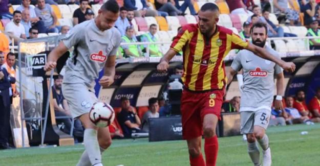 Yeni Malatyaspor Çaykur Rizespor 11'ler Belli Oldu