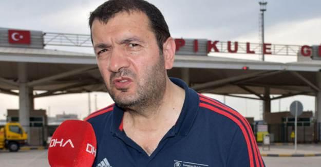 Yeni Transferi Bitirmek İçin İzmir'e Gitti