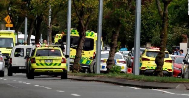 Yeni Zelanda'daki Cami Saldırılarına Türkiye'den İlk Tepki