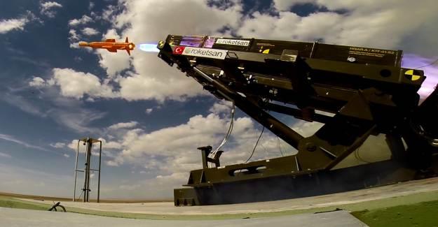 Yerli Hava Savunma Sistemi HİSAR-A Yıl Sonuna Hazır