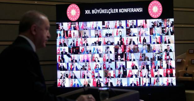 Yerli Video Konferans Uygulaması BİP Meet İlk Kez Beştepe'de Kullanıldı