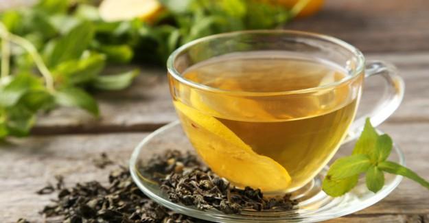 Yeşil Çayın Cilt Bakımında Kullanımı