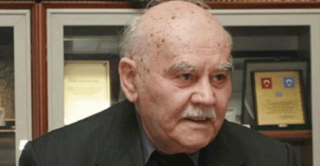 Yeşilay Onursal Başkanı Mustafa Necati Özfatura Vefat Etti