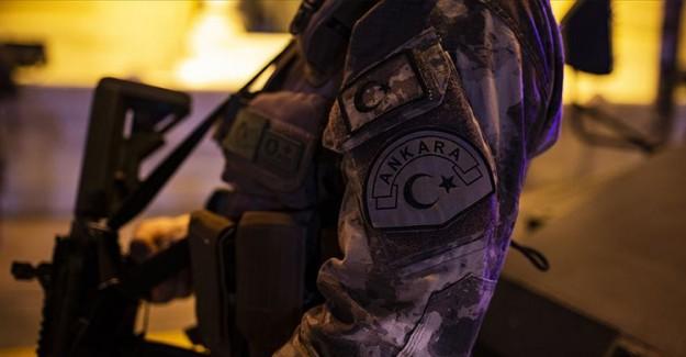 Yılbaşı Öncesi Eylem Hazırlığı Yapan 5 Yabancı Terörist Yakalandı
