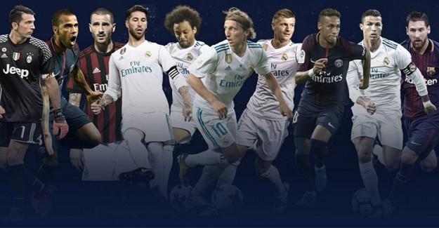 Yılın 11'i Adayları Belirlendi! İşte Aday Futbolcular