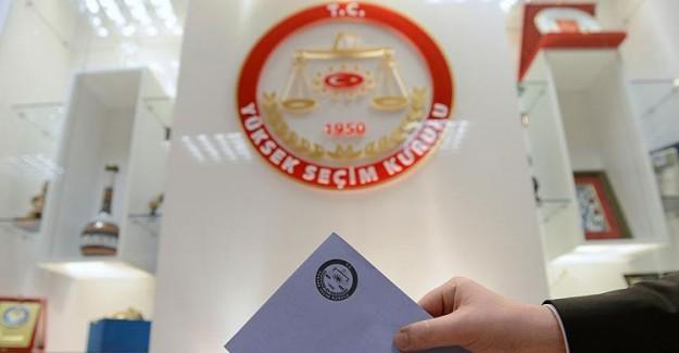 YSK, Bir Sandık Bölgesinde Oy Kullanacak Seçmen Sayısını Açıkladı