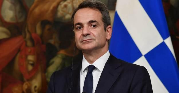 Yunanistan Başbakanı Kiryakos Miçotakis'den Türkiye Açıklaması