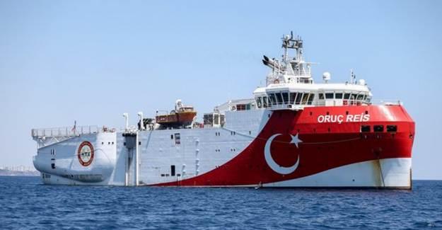 Yunanistan, Doğu Akdeniz'de Kendi Tezini Çürüttü!