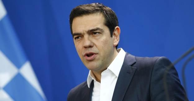 Yunanistan Eski Başbakanı Çipras: Türkiye'ye İstediği Şeyi Verdik