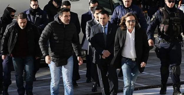 Yunanistan, Firari FETÖ'cülerin Güvenlik Önlemini Artırdı