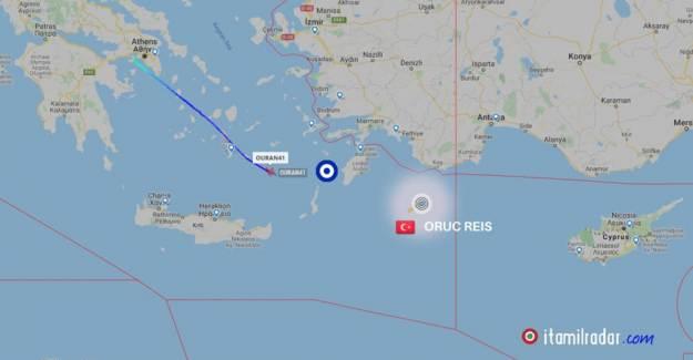 Yunanistan Uçakları Kaçacak Delik Aradı