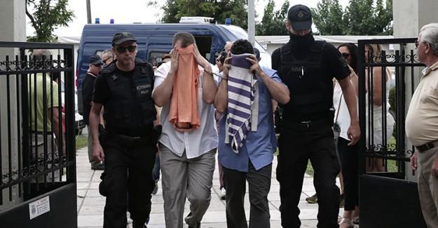 Yunanistan'daki FETÖ'cülerle İlgili Kritik Gelişme!
