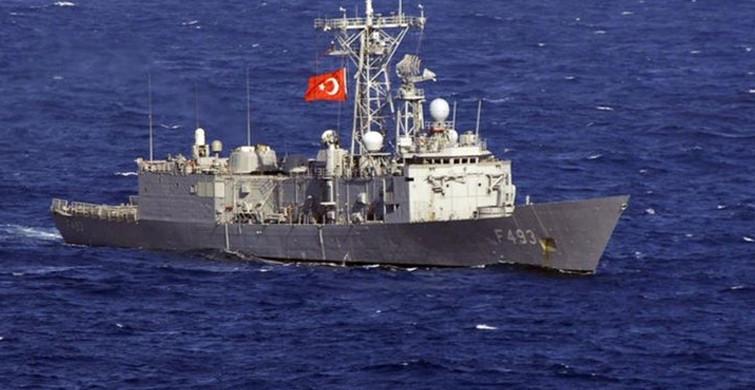 Yunanistan'ın Doğu Akdeniz'deki Sızma Girişimi Böyle Önlendi