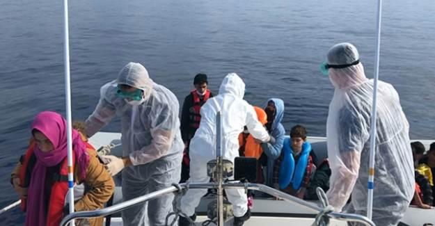 Yunanlılar Kabul Etmedi, Türk Sahil Güvenlik Sahip Çıktı