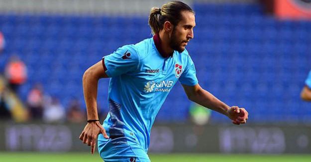 Yusuf Yazıcı'dan Trabzonspor'a Kötü Haber!