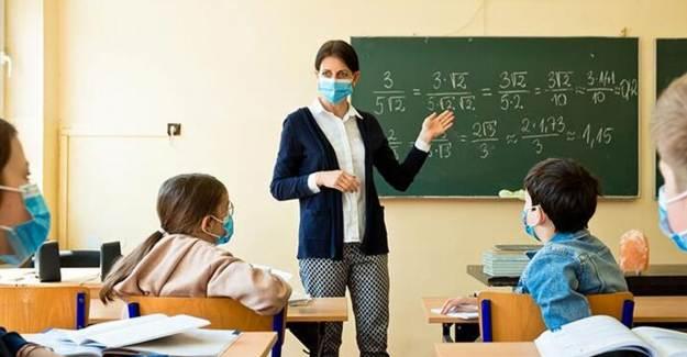 Yüz Yüze Eğitim Anasınıfı ve İlkokul Birinci Sınıflarda Yarın Başlıyor!