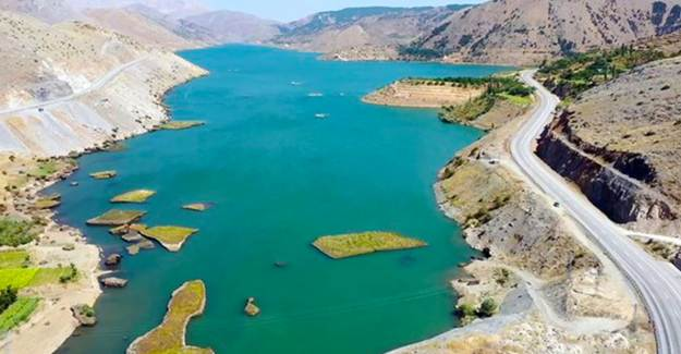 Yüzen Adalar Turizme Kazandırılıyor