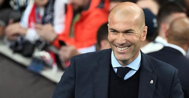 Zidane, İngiliz Devini Çalıştırmak İstiyor!