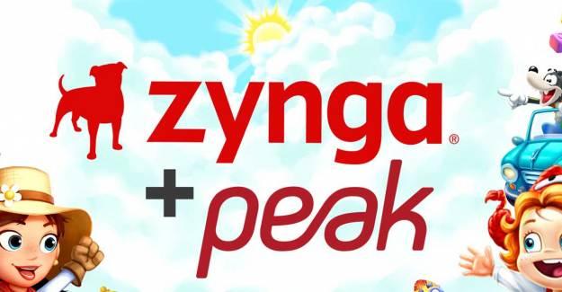 Zynga, Peak Games'i 1.8 Milyar Dolara Satın Aldı!