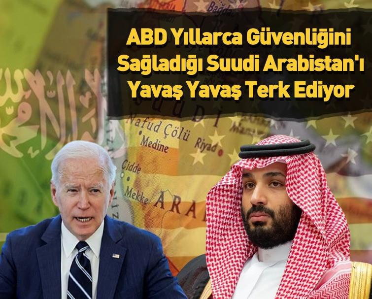 ABD-Suudi Arabistan İlişkileri Zayıflıyor
