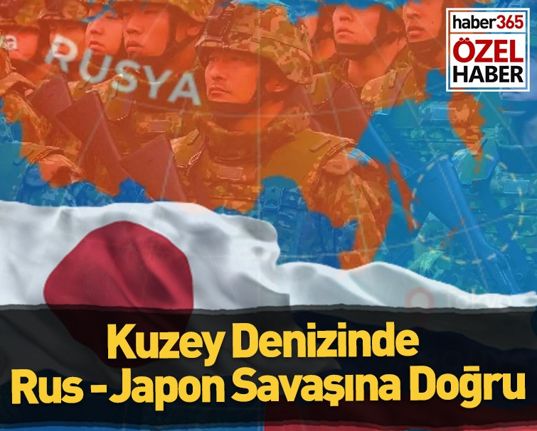 Asya Pasifik Çatışması Derken Kuzey Denizi Bölgesinde Rus Japon Savaşı'na Doğru