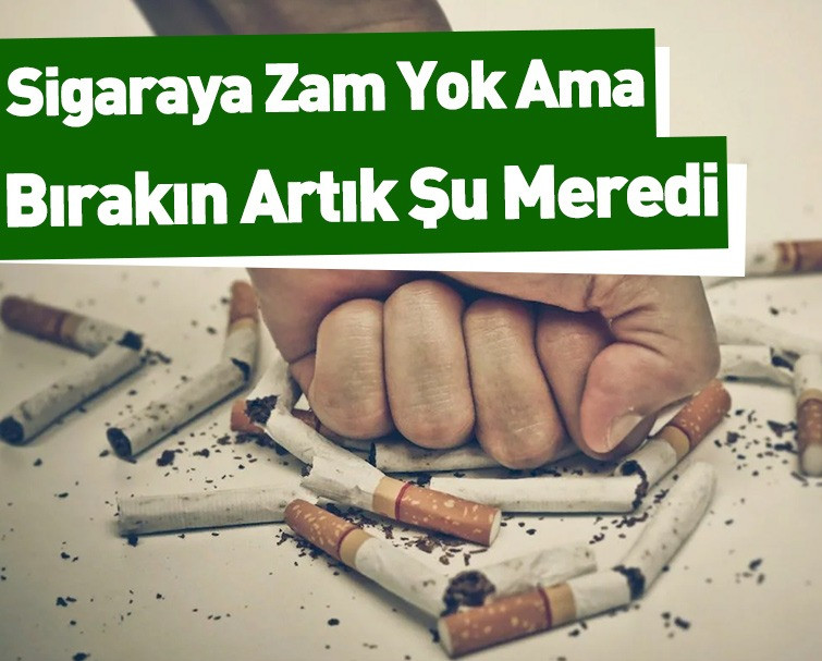 Beklenen Karar Açıklandı! Sigara Fiyatlarına Zam Geldi mi?